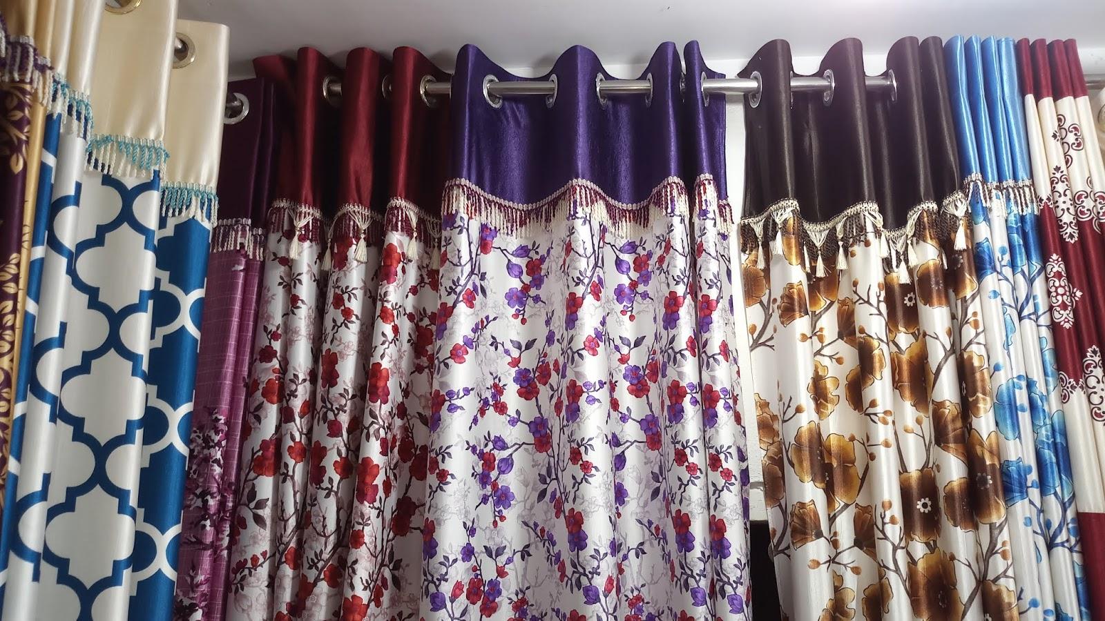 curtain parda for door window arches