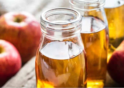 خل التفاح له فوائد عديد للشعر
