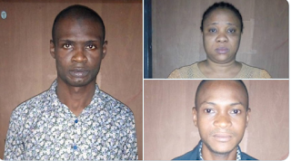 EFCC arraigns former banker, two others for N14m fraud