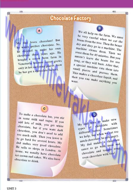 8. Sınıf İngilizce Tutku Yayınları Çalışma Kitabı Cevapları Sayfa 18