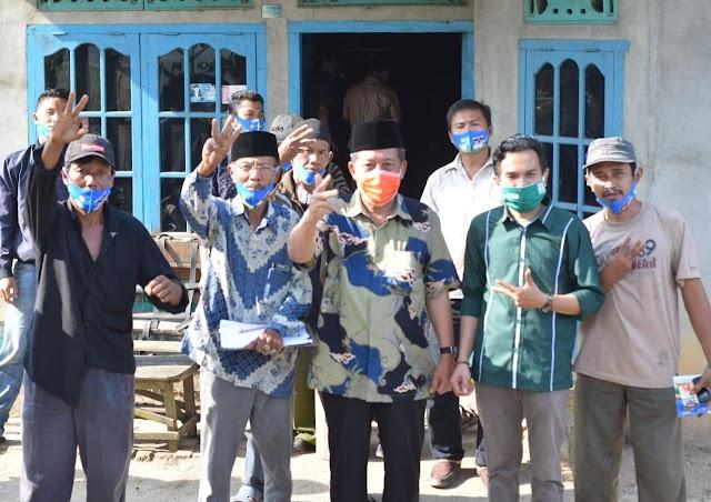 Warga Tembesi Siap Jadi Bagian Sejuta Suara Haris - Sani di Pilgub Jambi