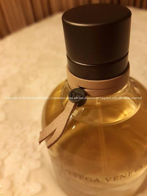 BOTTEGA VENETA EAU DE PARFUM REVIEW AND PHOTOS NATALIE BEAUTE