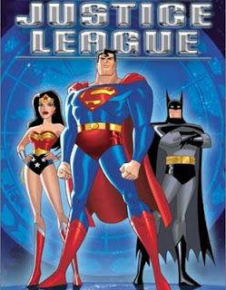 Liga da Justiça - Todas as Temporadas - HD 720p