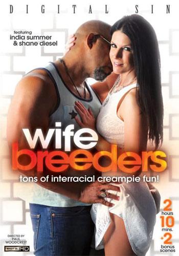 [18+] Wife Breeders XXX 2017 DVDRip 550MB Poster
