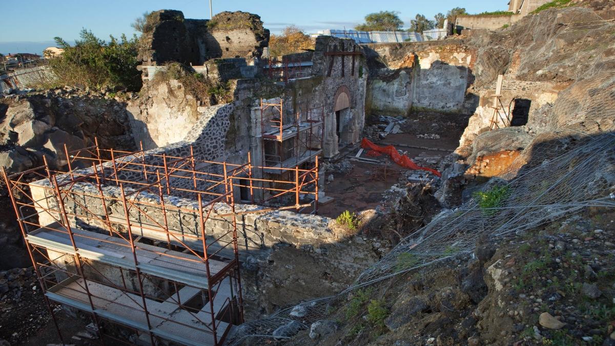 Campanarazzu sito archeologico di Misterbianco