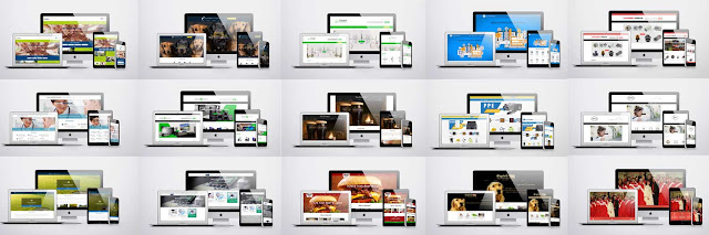 Opus Web Design Recent Projects