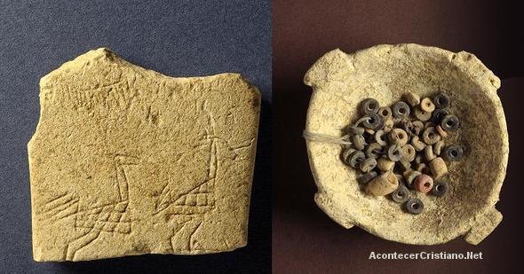 Descubren utensilios de la Edad de Piedra en Israel