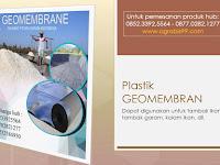 Manfaat Geomembran Untuk Tambak Garam