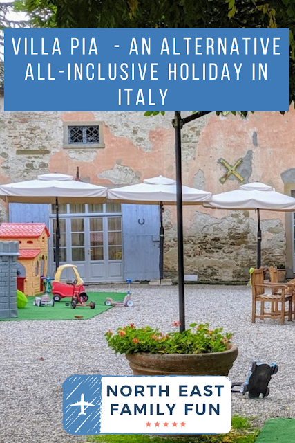 Villa Pia Review - An alternative all-inclusive holiday in Italy
