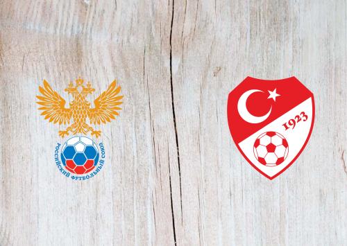 Russia vs Turkey -Highlights 11 October 2020