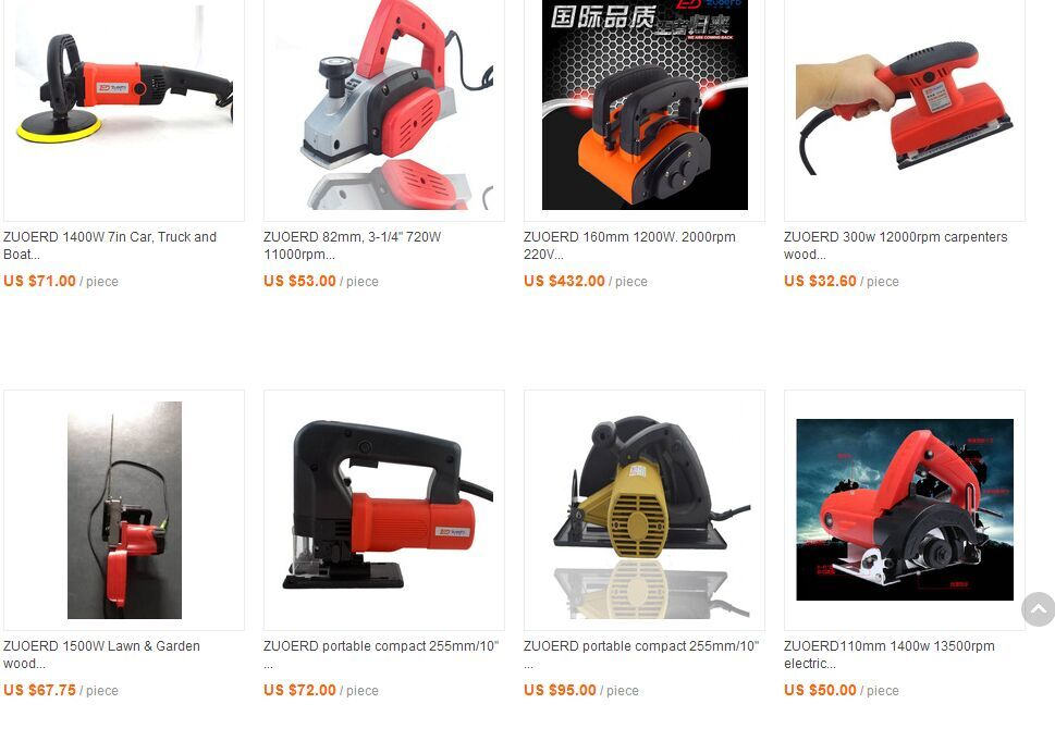 hand tools electric power tools: KTJC tools price list