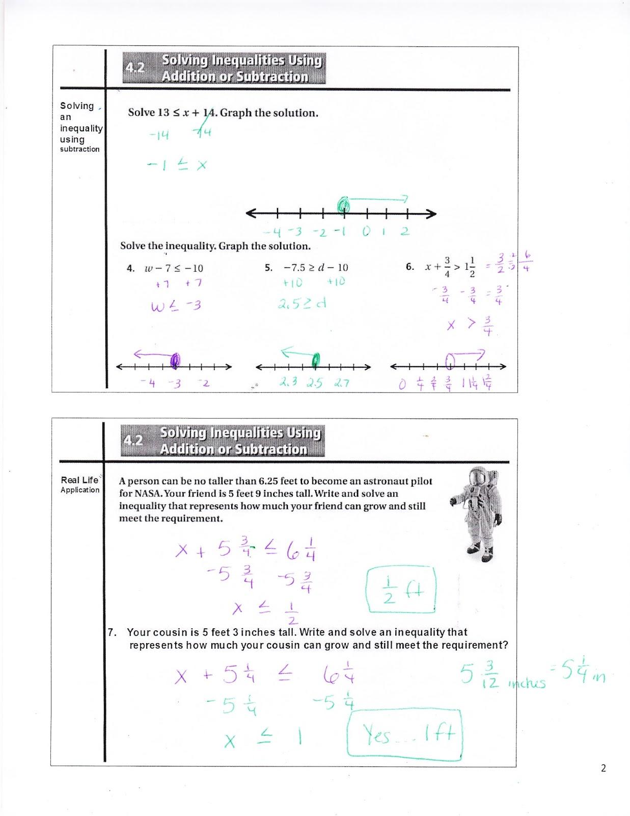 Ms Jean S Classroom Blog 4 2 Solving Inequalities Using