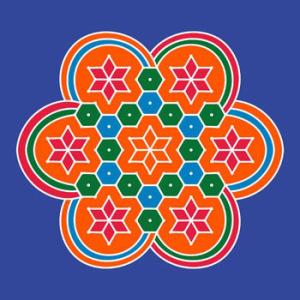 Diwali Rangoli Kolam Design 2016 Get Step By Easy