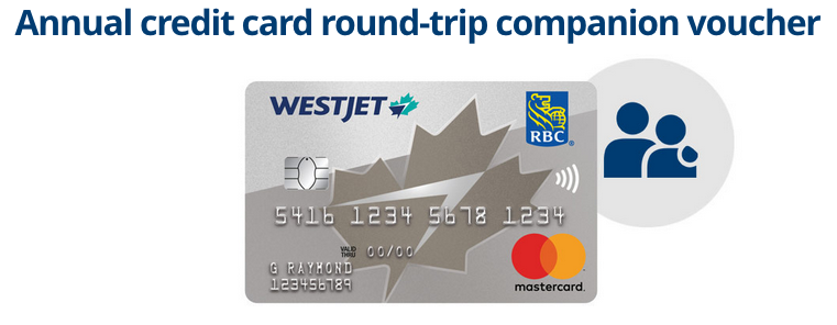 Rewards Canada: Domestic companion voucher added to base level