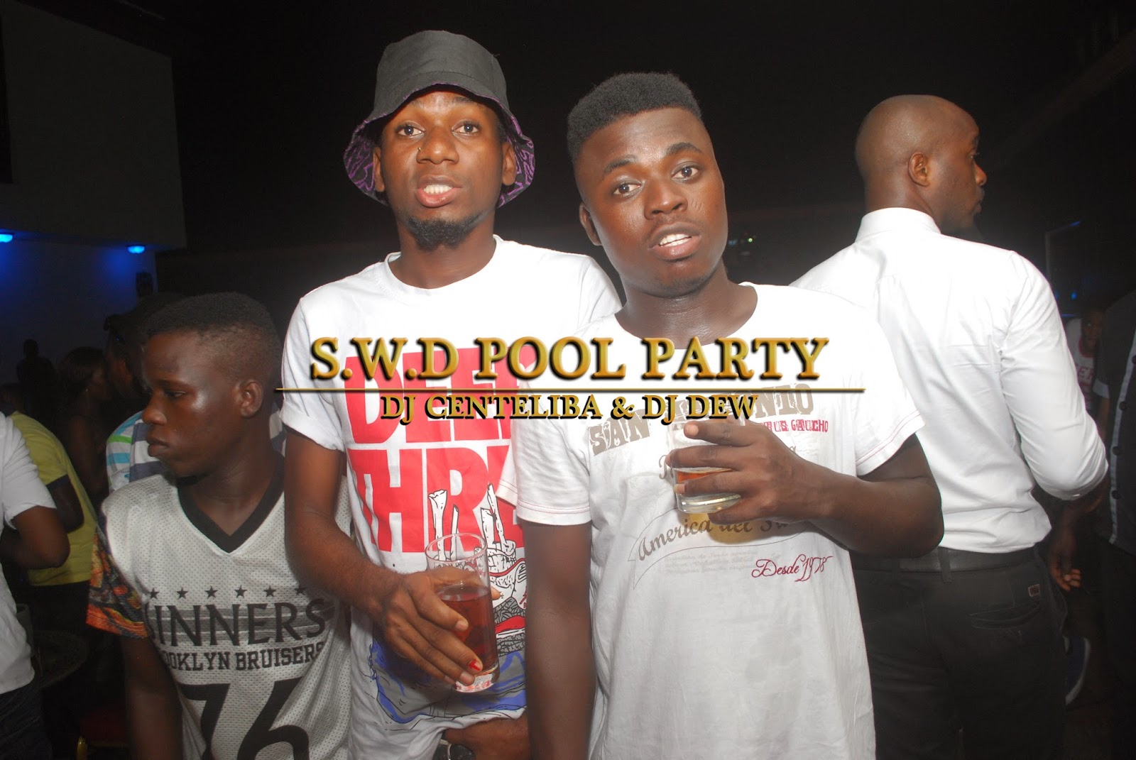 Africanmusicspy: DJ CENTELIBA & DJ DEW Presents SWIM WITH