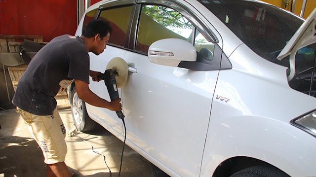 Jasa Salon & Cat Mobil Semarang Terdekat