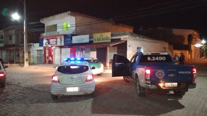 Jacobina: Bar é interditado após dono descumprir toque de recolher em Novo Paraíso