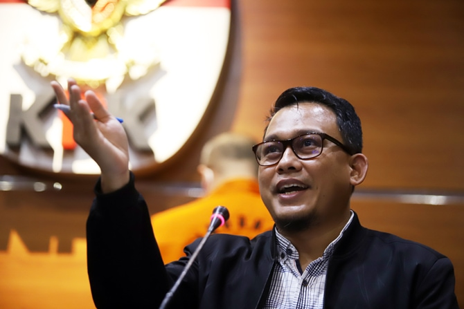 51 Persen Publik Tidak Percaya KPK, Ali: Tapi Kami Paling Efektif!