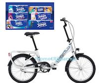Logo Tempo ''Pronti, partenza, vinci'': in palio biciclette pieghevoli Graziella