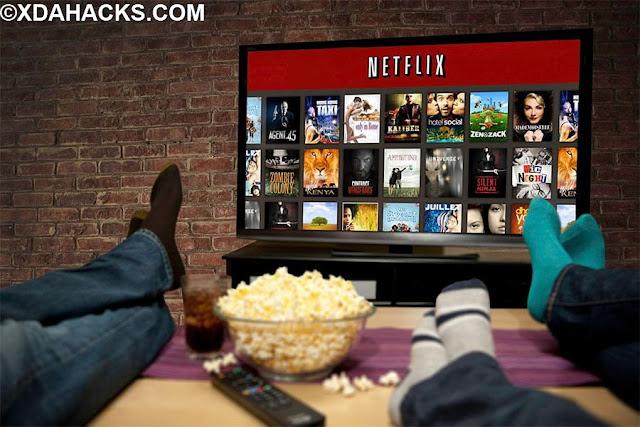 Netflix 4K Image
