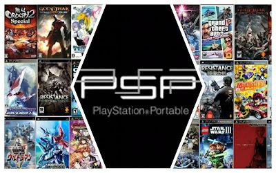 Kumpulan Game PPSSPP/PSP ISO Android Terbaik & Terpopuler 2018