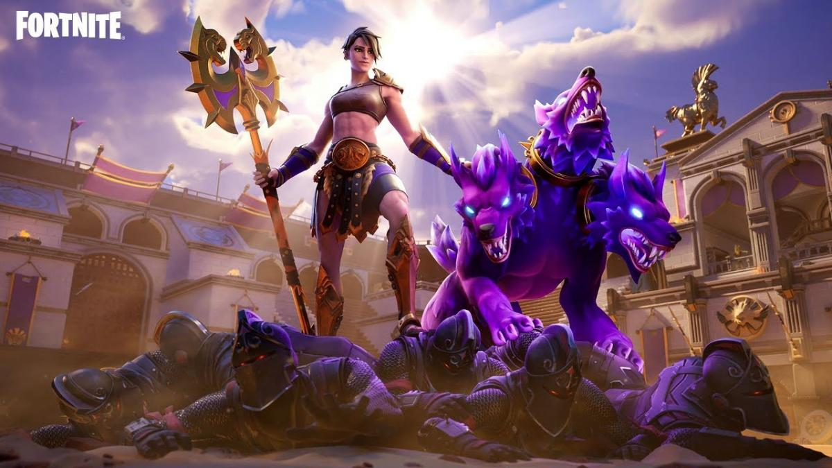 Fortnite season 6: leaked several skins and a small teaser about what is to come