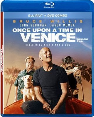 Once Upon a Time in Venice 2017 Eng BRRip 480p 300mb ESub