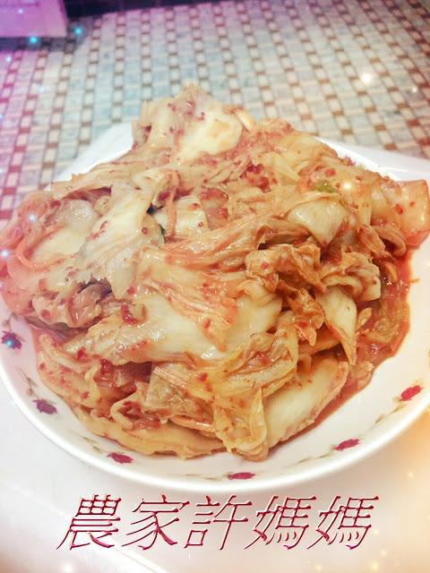 人氣排隊韓式泡菜