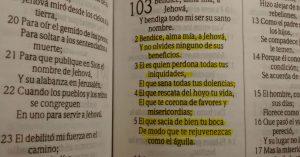 Rejuvenece, Salmo 103, pandemia, Juan Carlos Parra, Coronavirus,