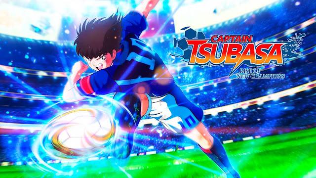 Captain Tsubasa: Rise of New Champions.