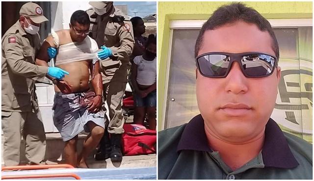Vídeo: Homem sofre tentativa de homicídio na manhã desta quarta dia 20/05, no sertão paraibano