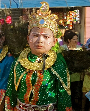 Nepali festival