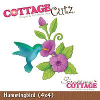 http://www.scrappingcottage.com/cottagecutzhummingbird4x4pre-order.aspx
