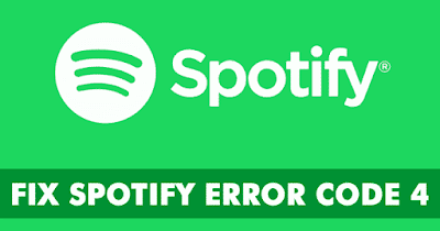 Cara Memperbaiki Error Code 4 Spotify di Windows 10