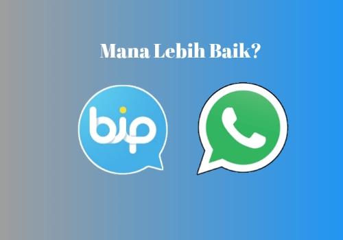 Apakah BiP Alternatif yang Lebih Baik dari Whatsapp?