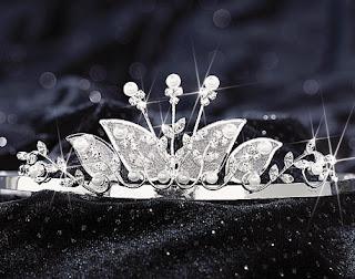 tiara quinceañera