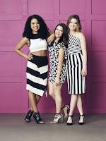 The Bold Type Series Aisha Dee, Meghann Fahy and Katie Stevens Image 3 (7)