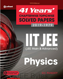 Physics 41 Years PDF BOOK