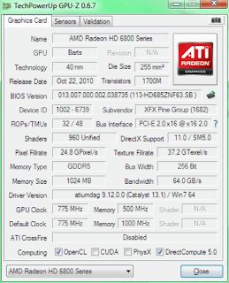 Download GPU-Z 1.17.0 Full Version