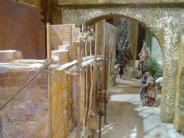 Fotos del Belén del Ayuntamiento de Madrid 2011- 2012