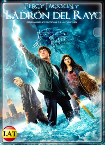 Percy Jackson y el Ladrón del Rayo (2010) DVDRIP LATINO