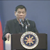 """""""Bakit di natin Tablahin?"""" President Duterte asked """"Why US Citizen easily travel to Philippines, while Filipinos denied by embassy"""""""