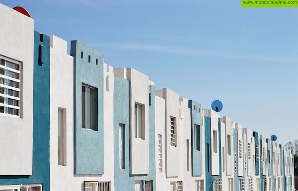 La Consejería de Obras Públicas, Transportes y Vivienda recibe 52,8 millones de euros de los Fondos Next Generation para la rehabilitación de viviendas en Canarias