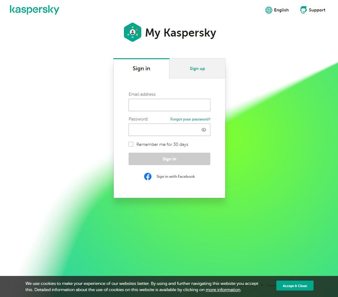 My Kaspersky