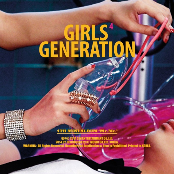 Girls' Generation – The 4th Mini Album `Mr.Mr.` (FLAC + ITUNES PLUS AAC M4A)
