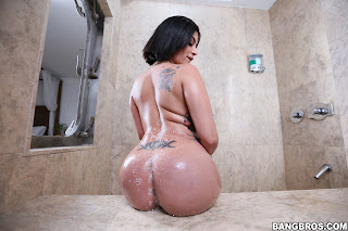 Kitty caprice the showering booty freak ass parade