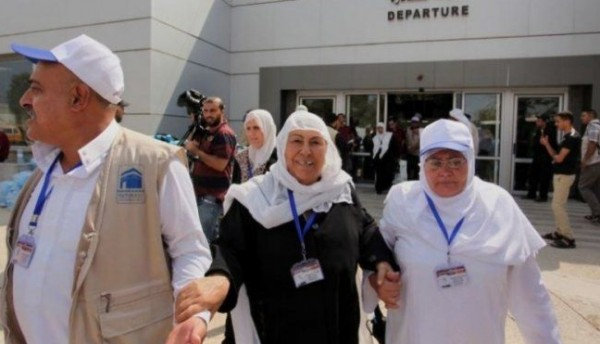 موعد تسليم جوازات حجاج غزة اليوم 14/7/2019