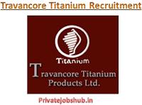 Travancore Titanium Recruitment