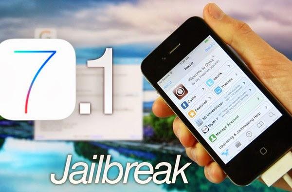 iOS 7.1 Tethered Jailbreak
