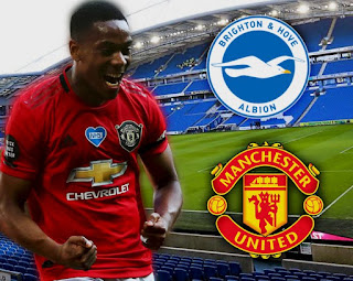 Brighton vs Manchester United: Predicted lineup, Team news and head to head